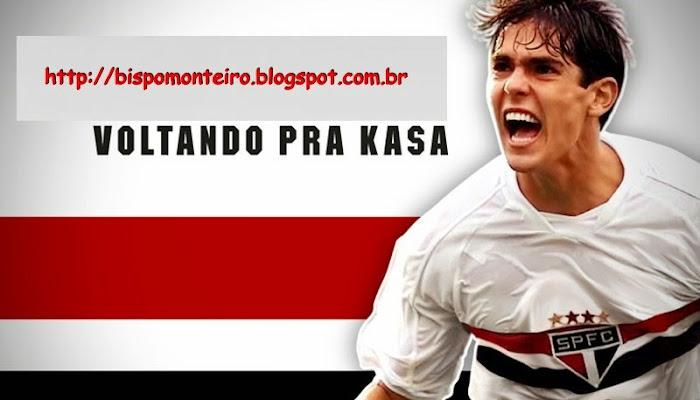 Tem trikolor voltando pra kasa no domingo! Venha ao Morumbi celebrar a volta de Kaká ao São Paulo FC