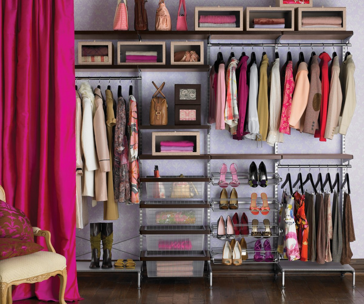 A Fashion Bloggeru0027s Dream Is To Own A Wardrobe Overflowing With Endless  Options Of Clothes, Shoes, Bags And Accessories. And When It Comes To  Storage, ...