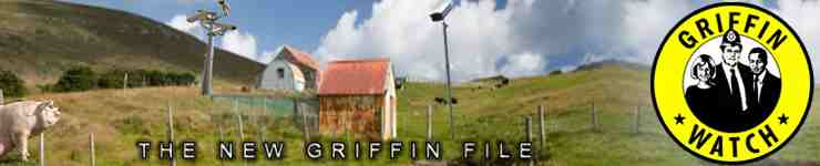 Griffin Watch. The New Griffin File.