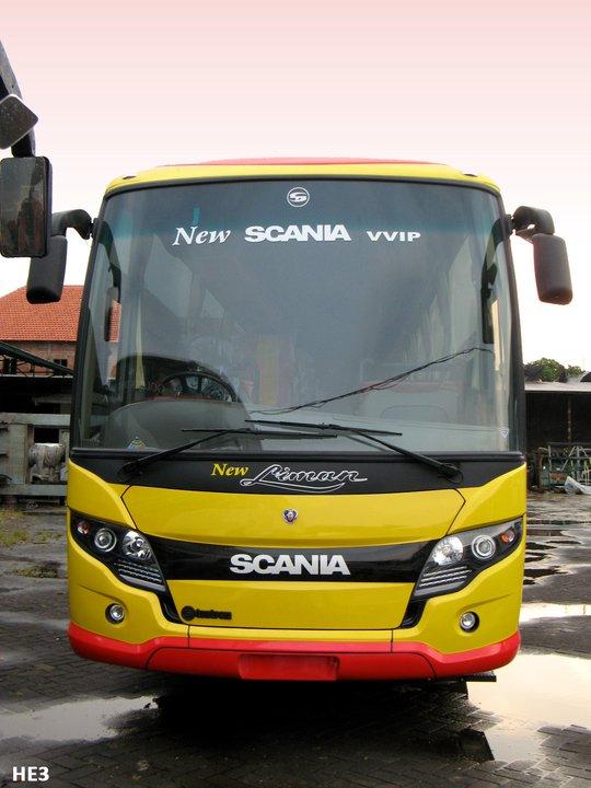Scania K380IB Autobody Type Scorpion King by Tentrem | PO New Liman