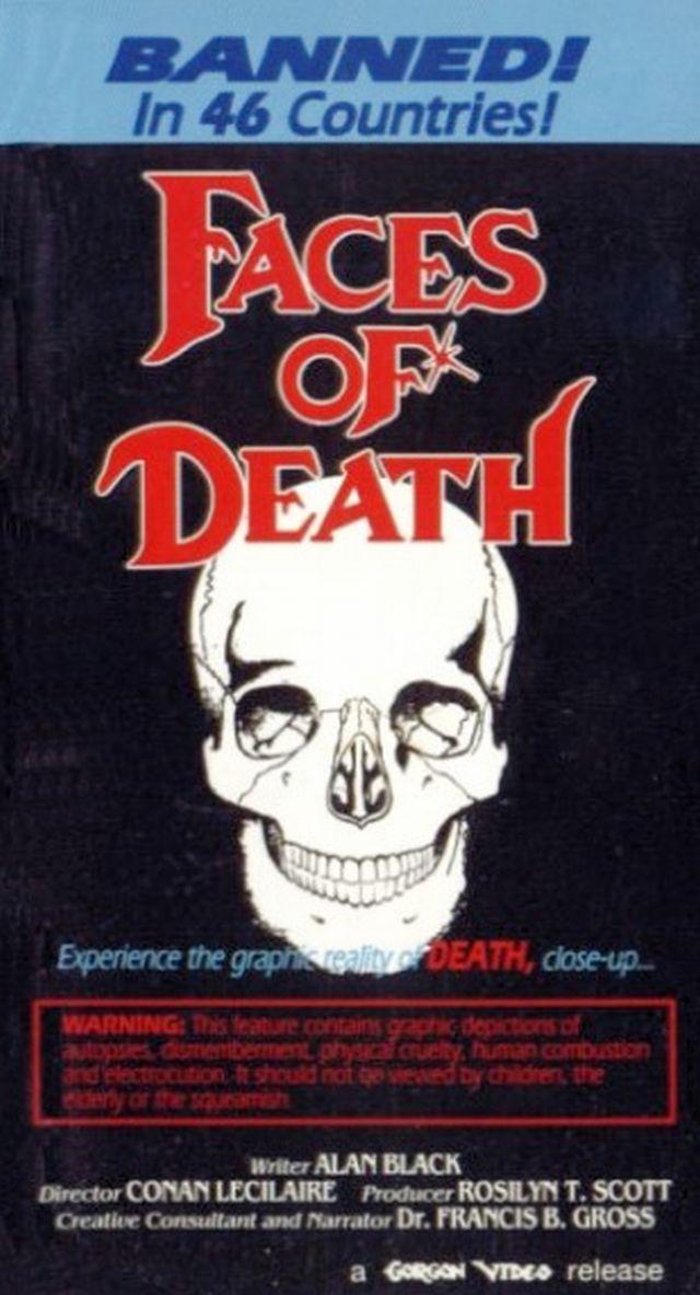 13 faces of death click to embiggen