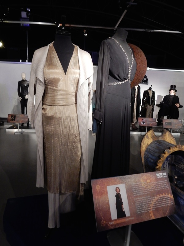 Doctor Who River Song costumes