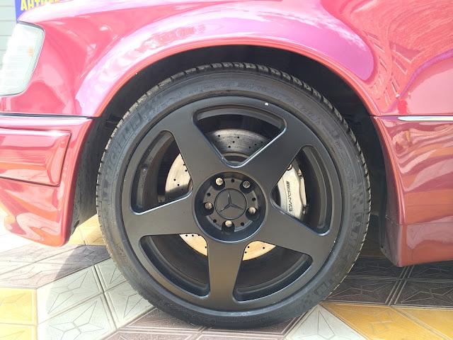 w124 wheels