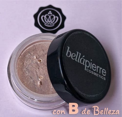 Shimmer powder de Bellápierre