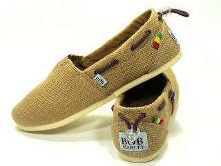 Bob Marley Shoes: Rita Shoe Sand Hemp