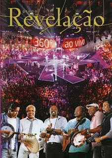 Grupo Revelação 360°   Ao Vivo   DVDRip AVI + RMVB Nacional