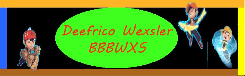 Boboiboy Wxs (BBB)
