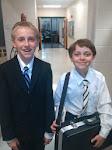 Caleb and Seth