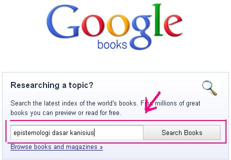 Search Books