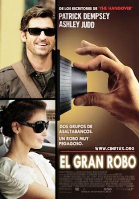 El gran robo (Flypaper)(2011)
