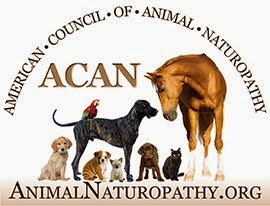"Certificados por el: ""American Council of Animal Naturopathy"""