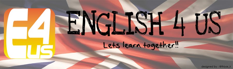 English For Us
