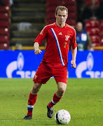 Anyukov es uno de los laterales a seguir en la Euro. (euro anyukov)
