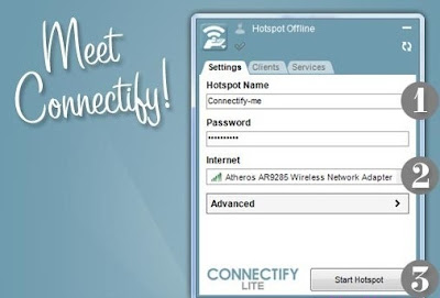 Connectify Hotspot Professional v4.2.0.26088