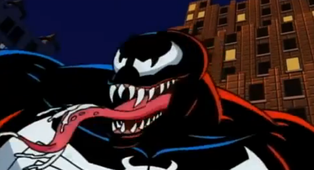 Spider-Man The Animated Series 90's Venom