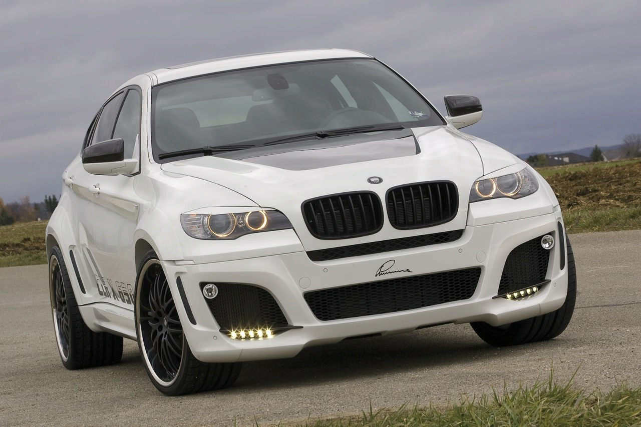 Car Barn Sport Bmw X6
