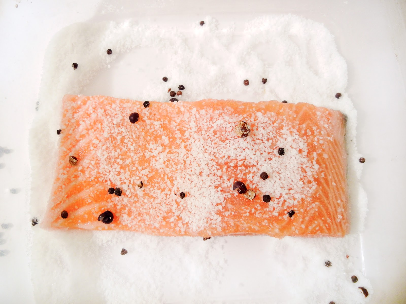 Best Wood Chips Smoking Salmon : Of the salmon and then cover with plastic wrap leave to