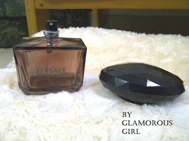Versace Crystal Noir perfumes
