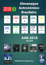 ALMANAQUE DE ASTRONOMIA 2018-CEAMIG