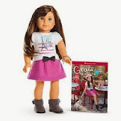 American Girl Doll Give-Away on May 24, 2015