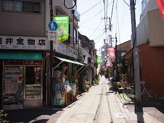 牛田・京成関屋駅周辺の商店街