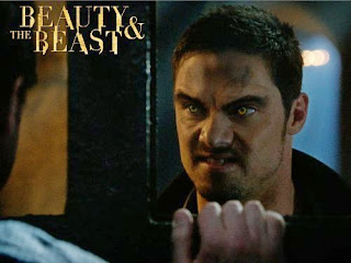 Jay Ryan as Vincent in Beauty and the Beast