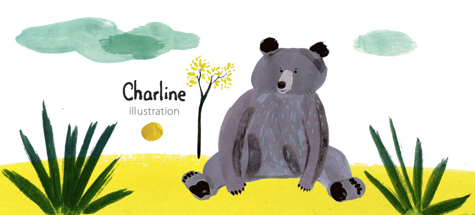 Charline Picard illustration