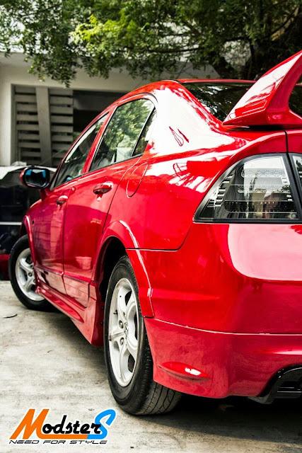 Honda Civic Mugen RR Body Kit, Custom Honda Civic, Honda Civic, Honda Civic Mugen RR  Front bumper, Honda Civic Mugen RR Rear bumper, Honda Civic Mugen RR Side skirts, Honda Civic Mugen RR  wheel arches (8pcs), Honda Civic Mugen RR Spoilers (4pcs), Honda Civic Mugen RR rear diffuser, Honda Civic Mugen RR twin Exhaust system from way2speed performance, Honda Civic Mugen RR custom bonnet ( Optional - Made to order), Honda Civic Mugen RR Rear brake light,