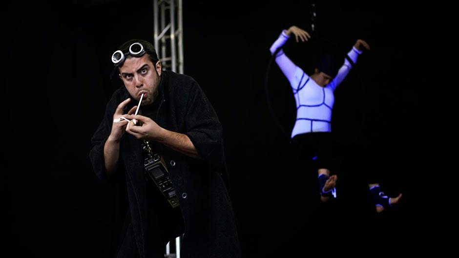 Teatro y música para el fin de semana en Moratalaz.