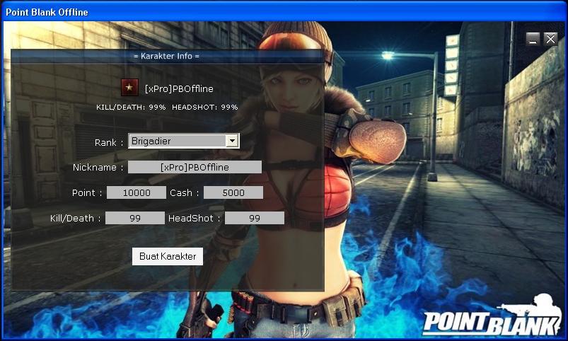 offline mode pb offline pembuatan karakter pada pb offline mode v3 2