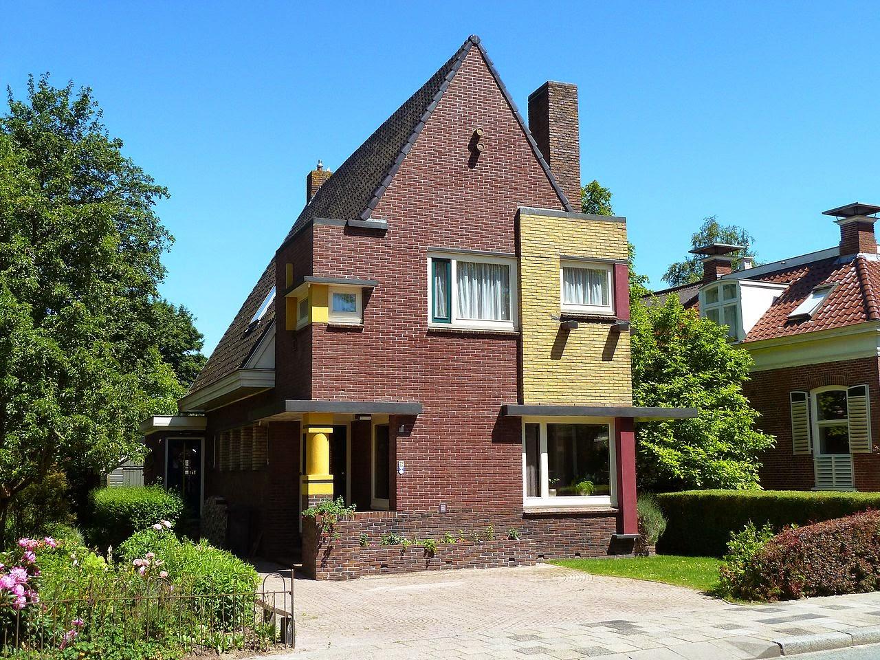 Architecten provincie groningen bekende gebouwen in groningen - Expressionistische architectuur ...