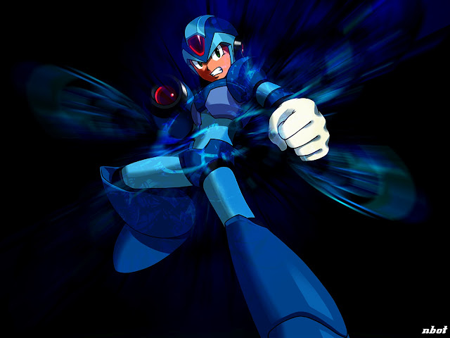 megaman capcom game
