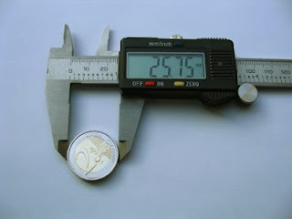 A caliper (courtesy of Wikipedia)