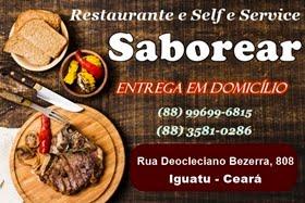 Saborear - O melhor restaurante de Iguatu