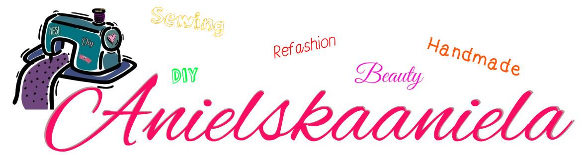 Anielska Aniela-Blog o przeróbkach i szyciu ubrań- Sewing and Refashion -Diy
