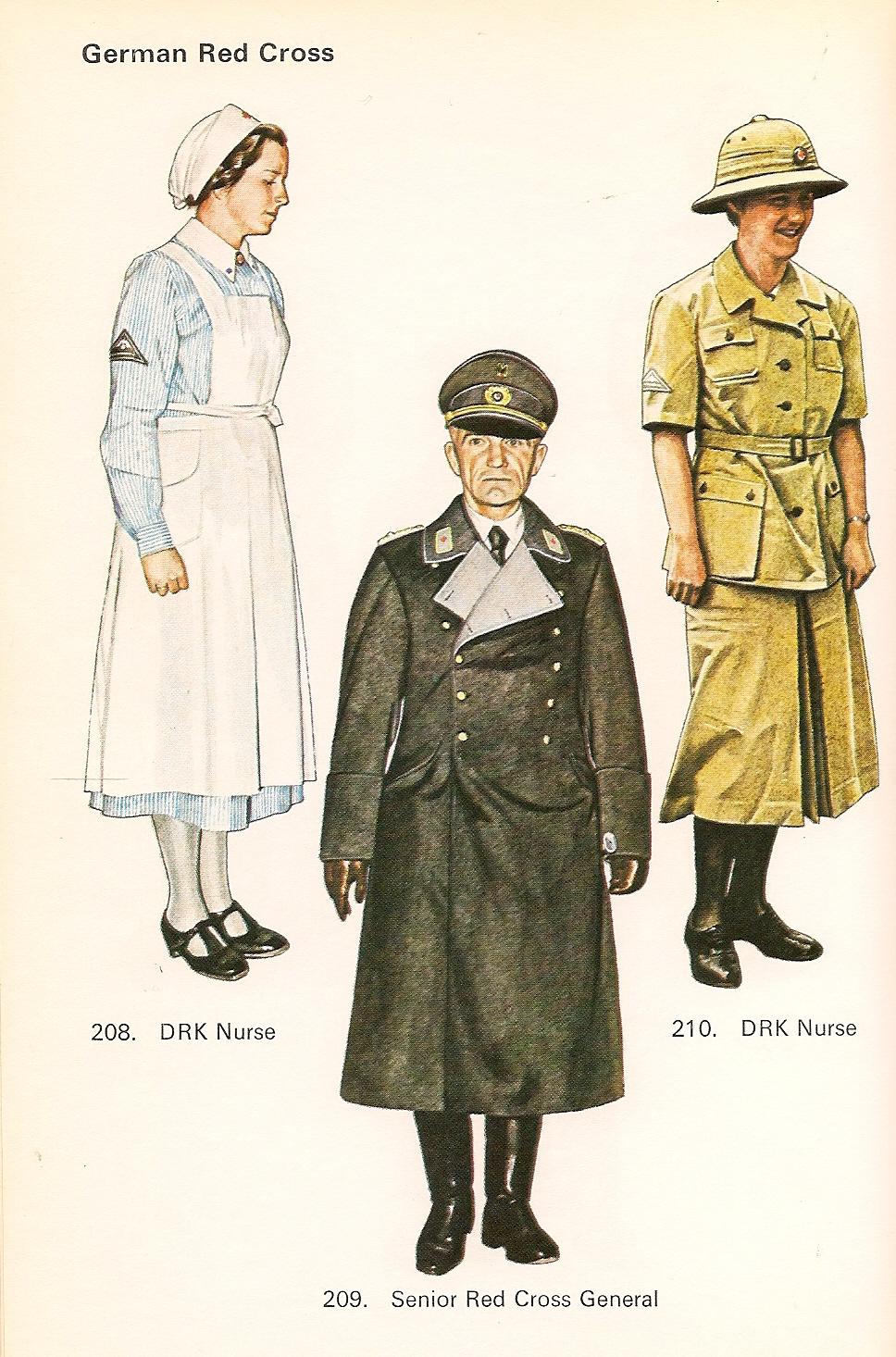 Uniformes de la Kriegsmarine Todo sobre la Segunda