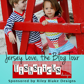 Jersey Love Blog Tour