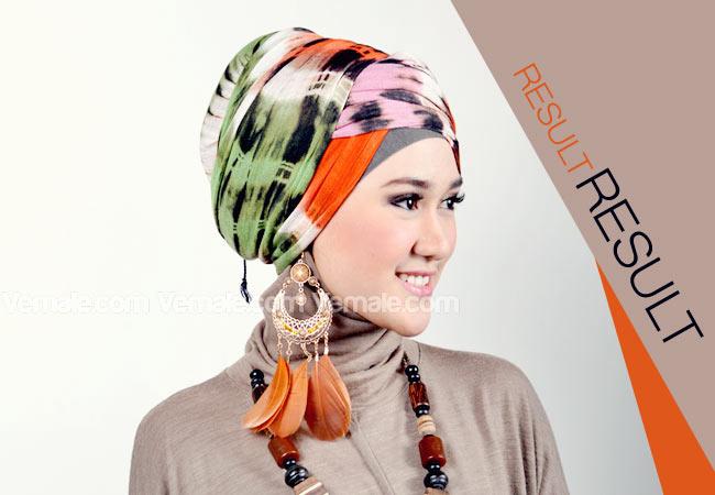 Tutorial Gaya Turban Etnik | Tutorial Hijab