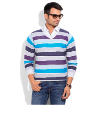 Monte Carlo Men's Pullover at Flat 30% OFF at Flipkart