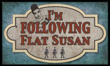 I'm following Flat Susan