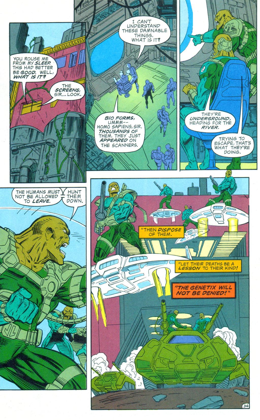 Deathstroke (1991) Annual 3 #3 - English 37