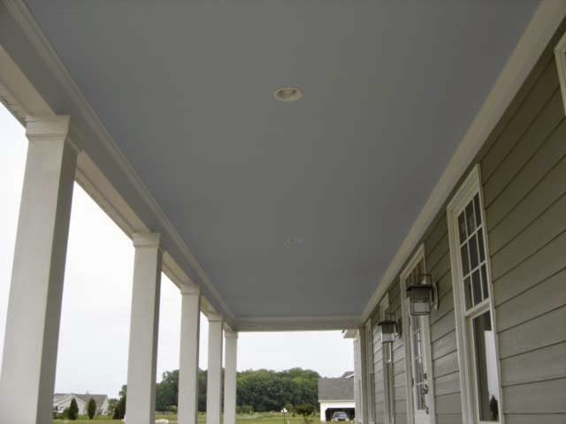 Porch Vs Deck Which Is The More Befitting For Your Home: Vinyl Porch Ceiling