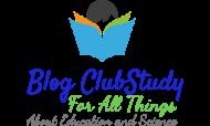 Blog Club Study