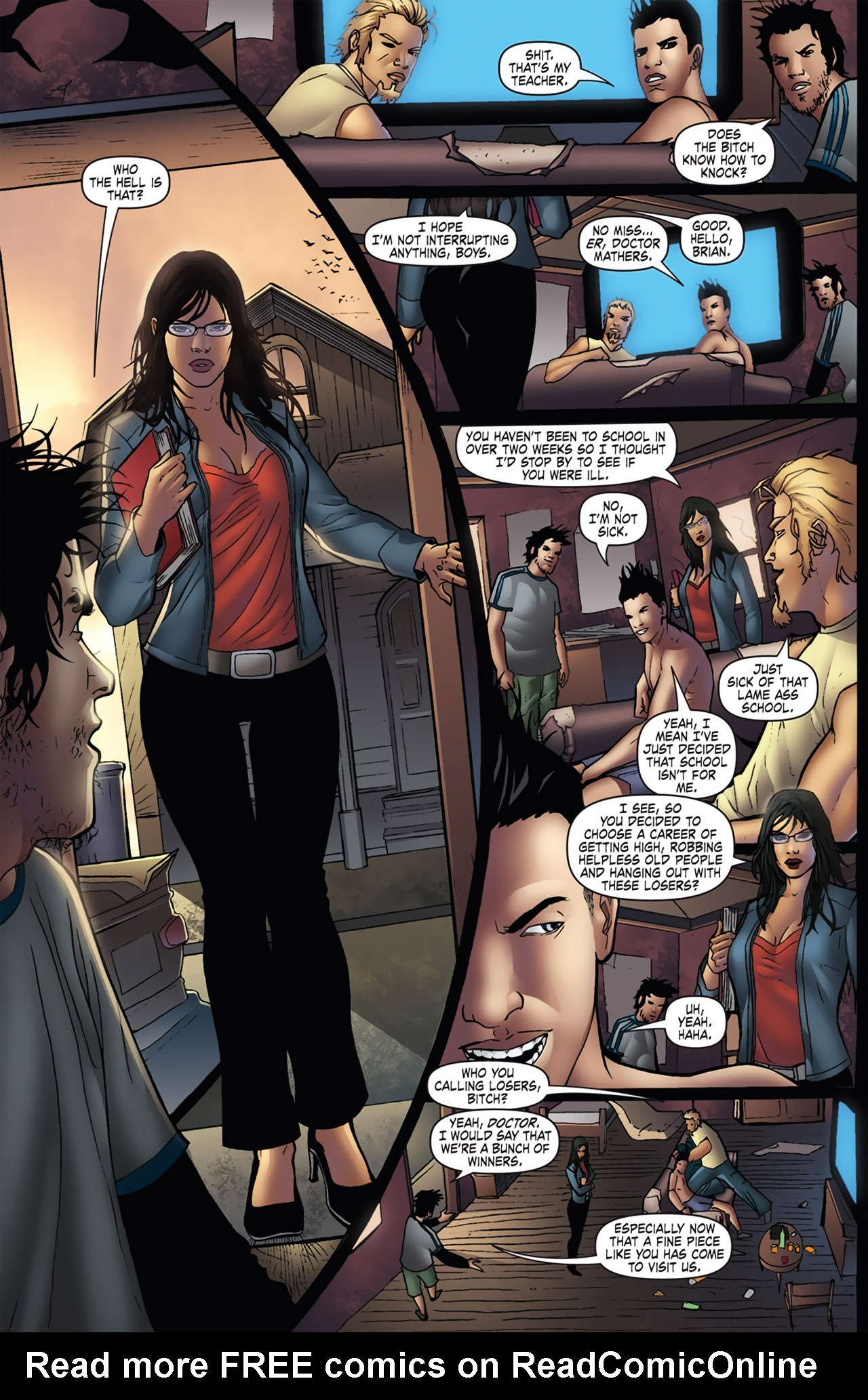 Grimm Fairy Tales (2005) Issue #15 #18 - English 5