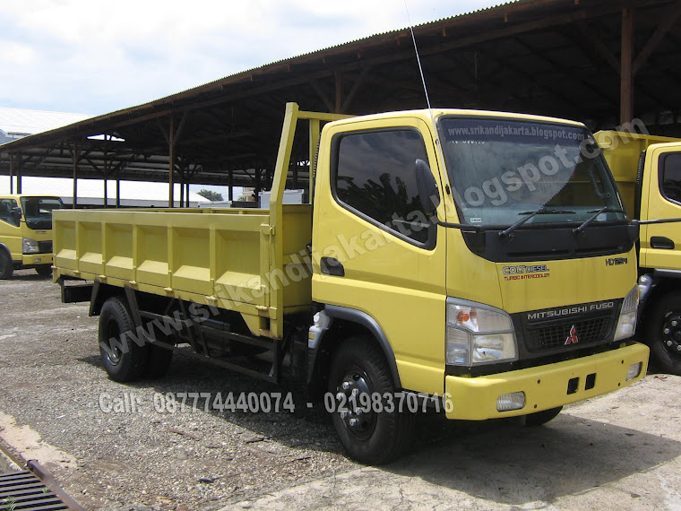 MITSUBISHI FE 73 110  PS 6BAN BAK BESI 3WAY