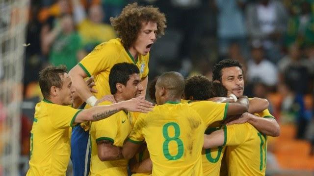 Jadwal dan Prediksi Brazil vs Kroasia Piala Dunia 2014