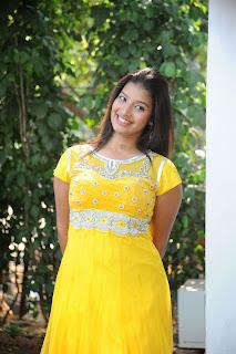 Pragnya Pictures in yellow salwar 018.jpg