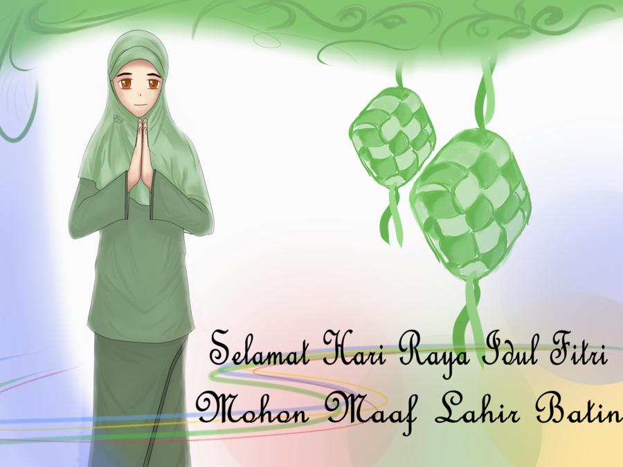 Related Images for Kartu ucapan Lebaran Idul Fitri 1430 H