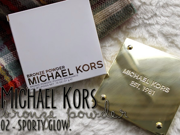 Michael Kors Bronze Powder - 02 Sporty glow.