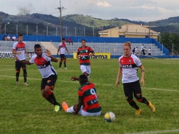Vitória se classifica para segunda fase da Copa São Paulo